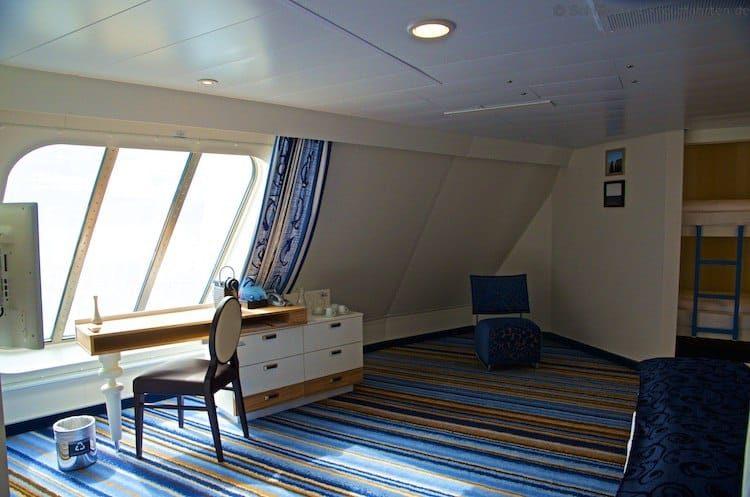 Mein Schiff 3 Familienkabine außen 8002