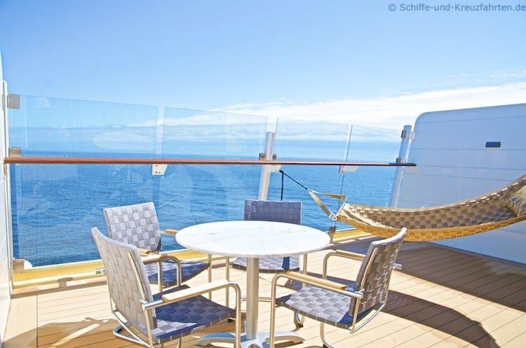 Mein Schiff 4 Himmel & Meer Suite 14009