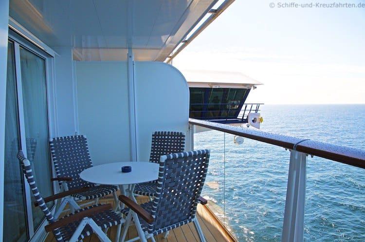 Mein Schiff 4 Kapitän Suite 10000