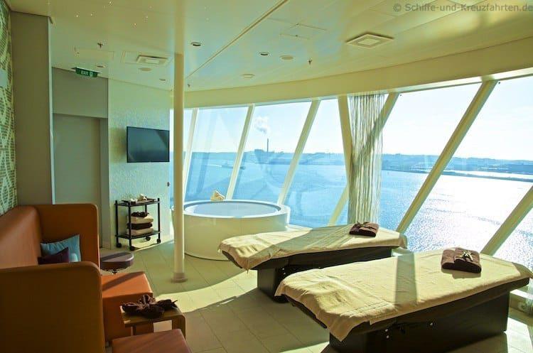 SPA Suite Mein Schiff 4