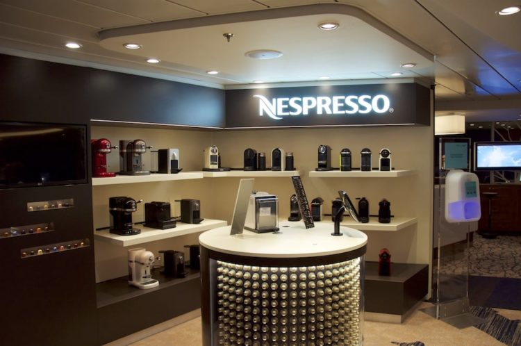 Nespresso Bar Mein Schiff 5