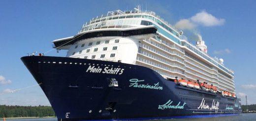 Festnahme auf der Mein Schiff 5 - Crewmitglied muss ins Gefängnis / © TUI Cruises