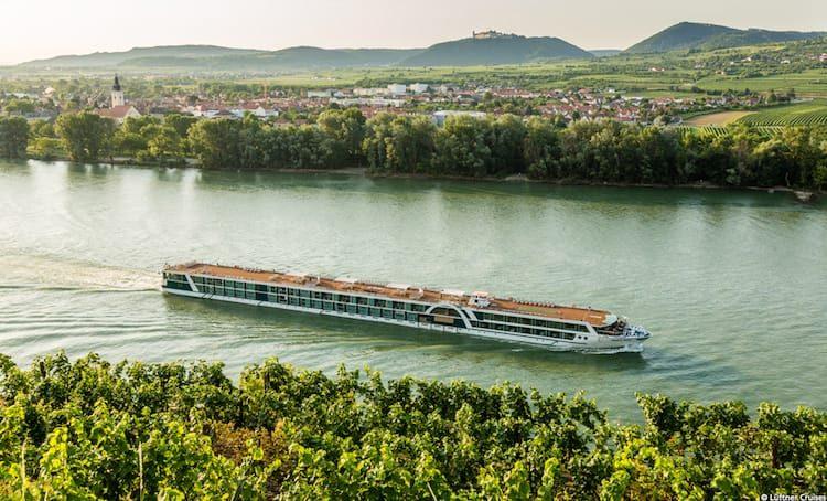 MS Amadeu Silver / © Lüftner Cruises