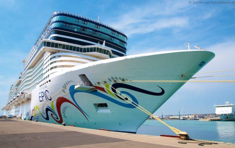 Norwegian Cruise Line: All Inclusive Kreuzfahrten für den deutschen Markt im Herbst und Winter 2017/2018
