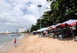 Strand von Pattaya