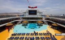 Reisebericht Carnival Vista auf Mittelmeer Kreuzfahrt