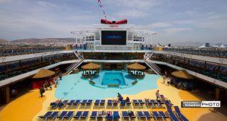 Carnival Vista Reisebericht: Mittelmeer Kreuzfahrt