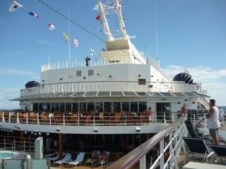 Raucherbereich Mein Schiff 1