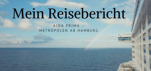 Reisebericht AIDAprima Familienkreuzfahrt