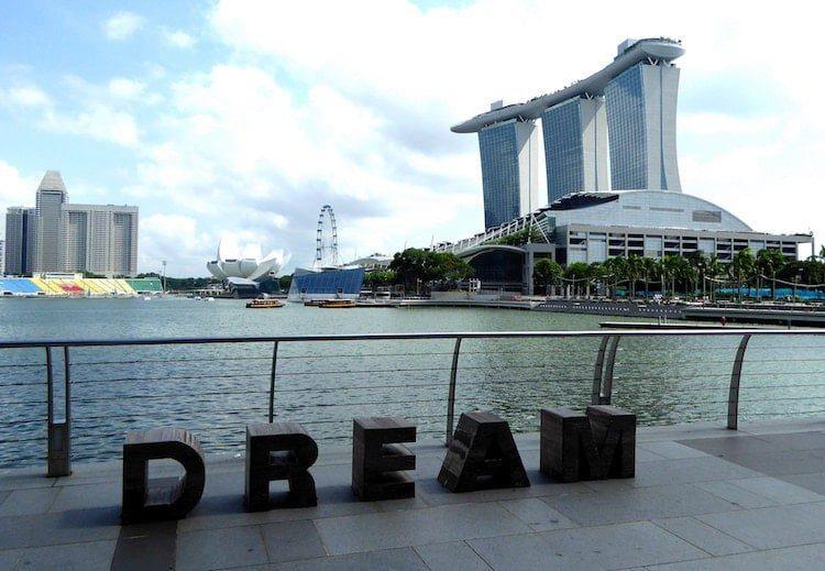 Reisebericht Mein Schiff 1 - Singapur