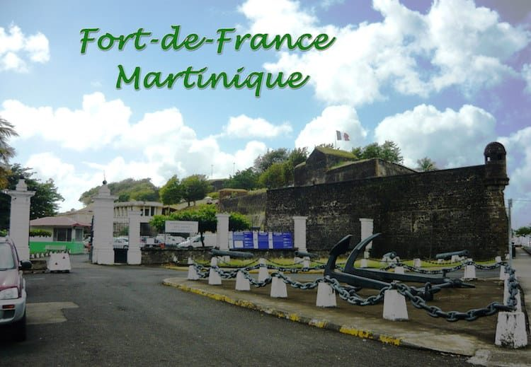 Forte de France / Martinique