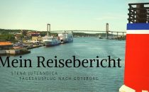 Reisebericht Stena Jutlandica: Tagesausflug nach Göteborg