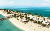 Umroutung: MSC Fantasia auf See statt in Sir Bani Yas Island