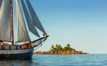 Silhouette Cruises Dive Safaris: Tauchen mit Piratenfeeling