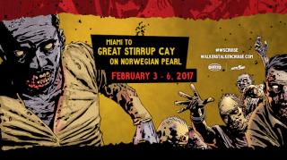 The Walking Dead Kreuzfahrt: Neuauflage der Walker Stalker Kreuzfahrt im Februar 2017 / © http://www.walkerstalkercruise.com/