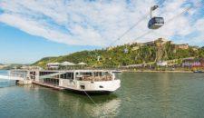Viking Tor rammt Eisenbahnbrücke bei Poikam