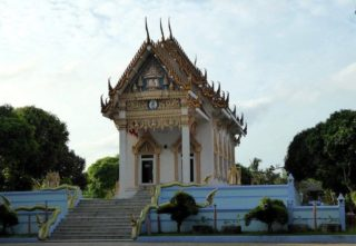 Wat Khunaram Tempel Koh Samui