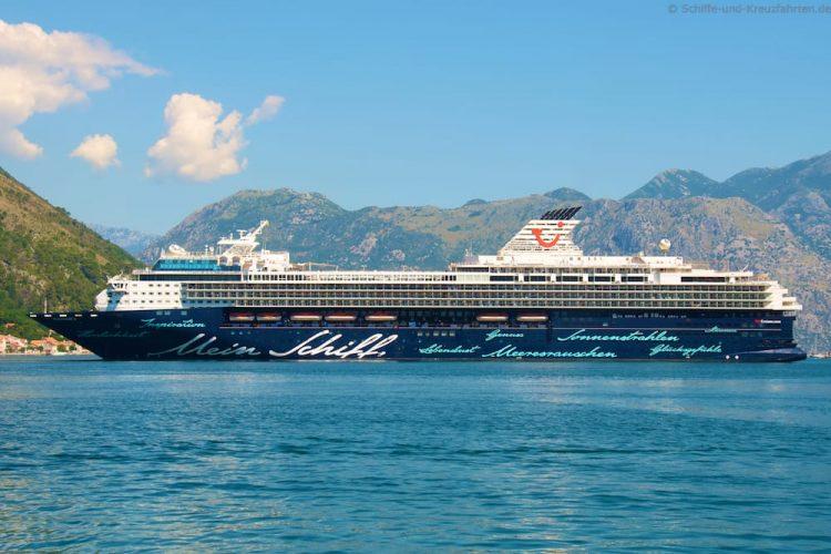 Erste World Club Cruise auf der Mein Schiff 2 im Sommer 2017 mit BigCityBeats