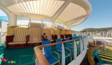 360 Grad Rundgang auf AIDA Kreuzfahrtschiffen