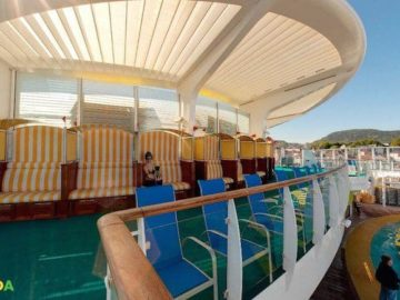 AIDA 360 Grad Rundgang / © AIDA Cruises