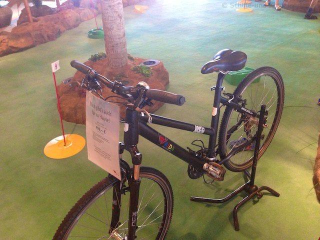 AIDA Fahrrad
