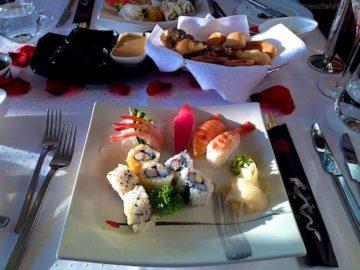 AIDA Restaurant: Feste Sitzordnung und zwei Essenszeiten