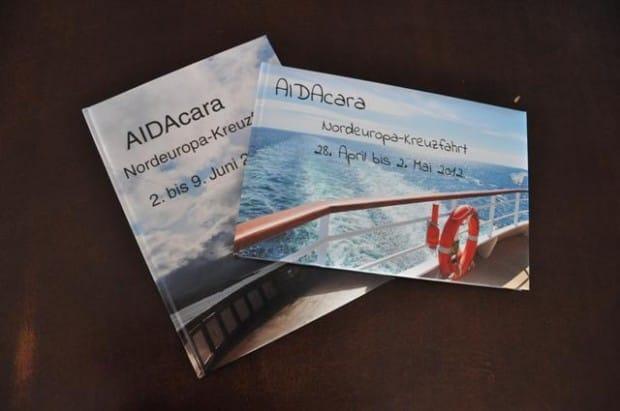AIDA Fotobücher