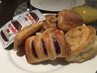 Frühstück im French Kiss - AIDAprima