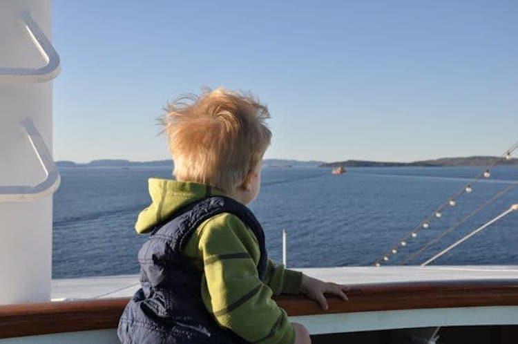 AIDA Urlaub mit Kind