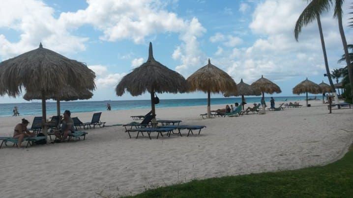 Reisebericht AIDAluna: Aruba