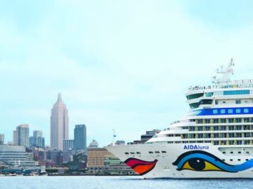 AIDAluna hatte einen Norovirus in der Karibik an Bord / © AIDA Cruises