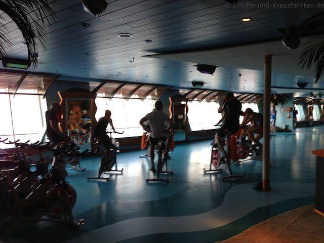 AIDAvita Fitnesskurs