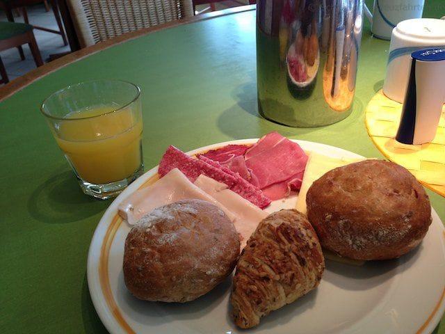 AIDAvita Frühstück