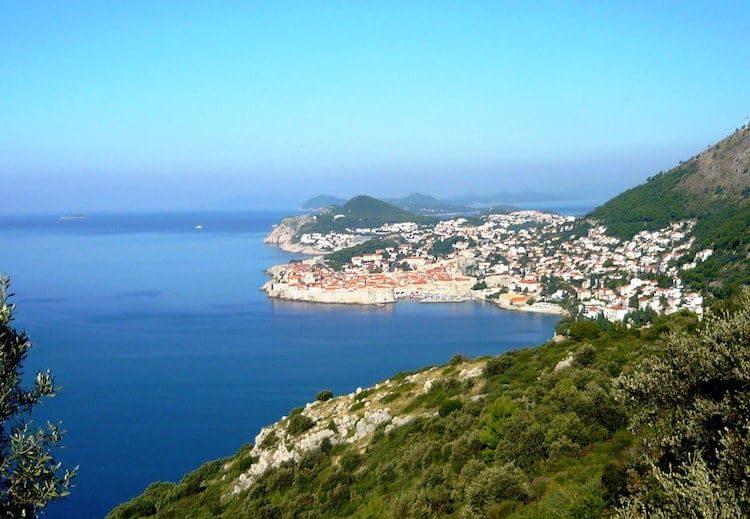 Fotostopp: Mein Schiff Landausflug: Spaziergang auf Dubrovniks Stadtmauer