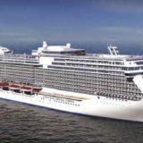 Webcam und Livebilder zum Ausdocken der Genting Dream in Papenburg / © Dream Cruises