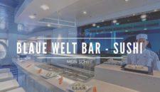 Mein Schiff: Blaue Welt Bar – Sushi