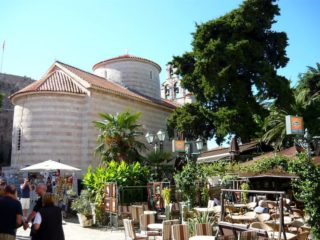 Budva orthodoxe Kirche