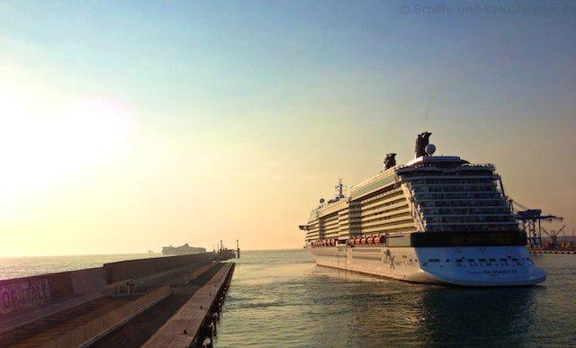 Celebrity Cruises: Bis zu 800$ Bordguthaben sichern