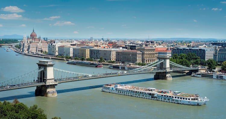 Crystal Mozart wurde in Wien getauft - Start der neuen Flusskreuzfahrt-Flotte von Crystal River Cruises / © Crystal