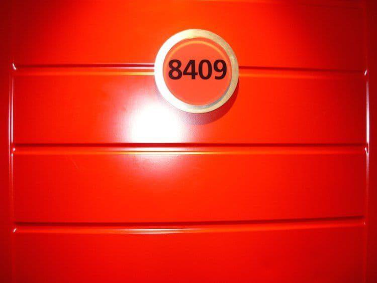 Innenkabine 8409 auf AIDAdiva
