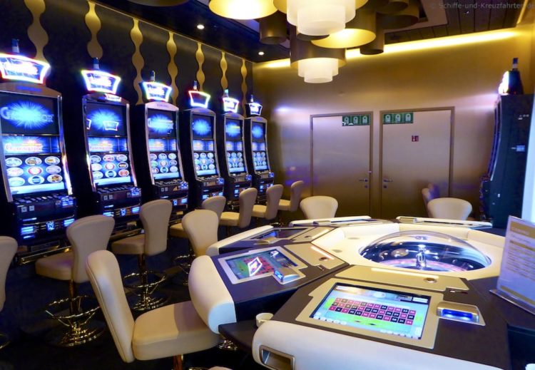 mein schiff 4 casino