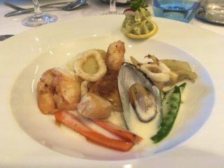 Abendessen Atlantik Klassik Mein Schiff 5