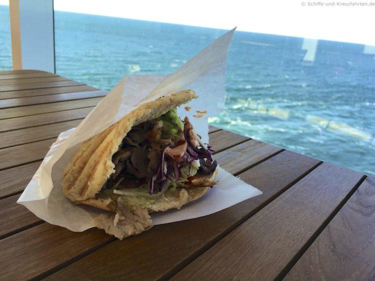 Döner Bosporus Snack Bar Mein Schiff 5