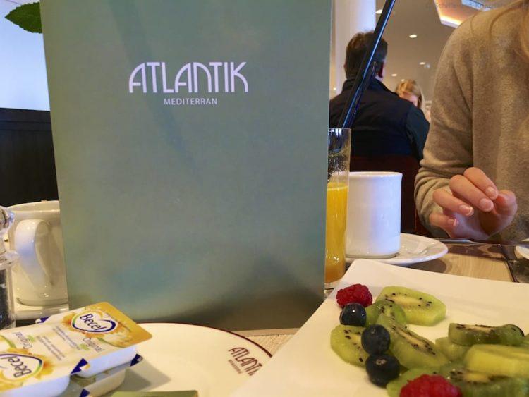 Frühstück im Atlantik - Brasserie Mein Schiff 5