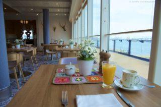 Frühstück im Schmankerl Mein Schiff 5