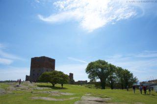 Hammershus Bornholm