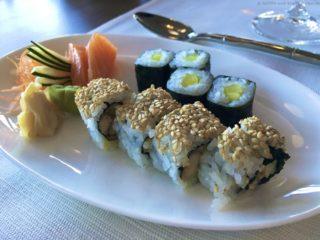 Gemischte Sushi-Platte / Hanami Mein Schiff 5