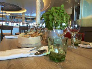 Mittagessen Osteria Mein Schiff 5