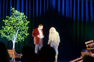 Holografie Show mit Didi Hallervorden Studio Mein Schiff 5