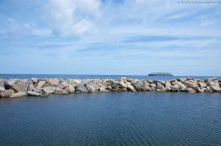 Mein Schiff 5 vor Svaneke Bornholm